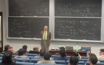 Workshop for Physics Teachers on Selected Topics in Mechanics.