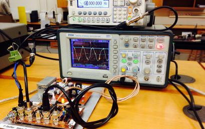 Physlock – an entry level lockin amplifier board