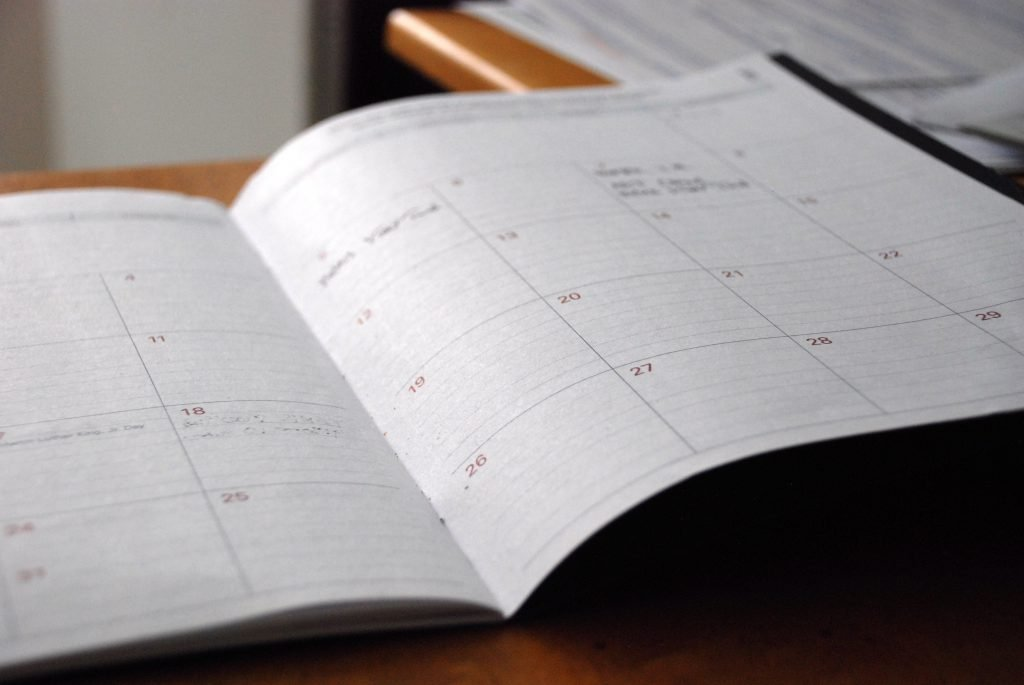 publishing services scheduling