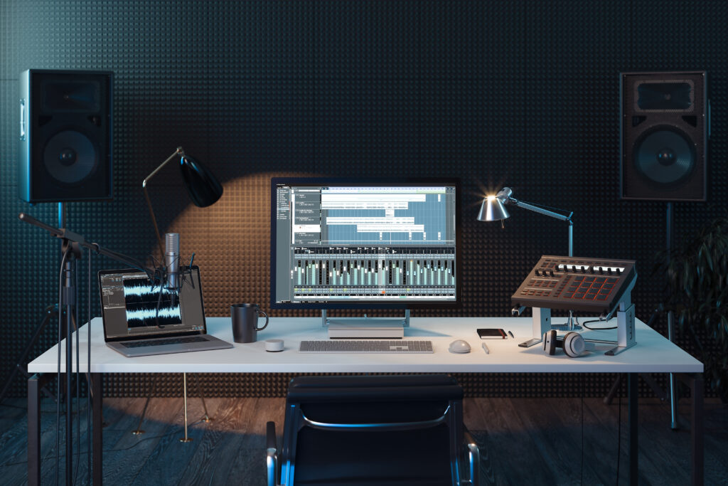 audio publishing services