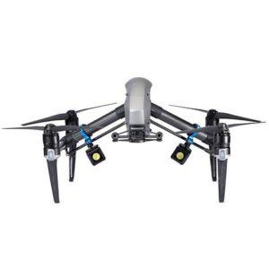 Lume cube lighting kit for drones