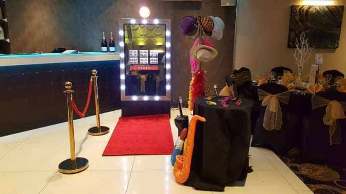 Magic Mirror Booth Hire in London