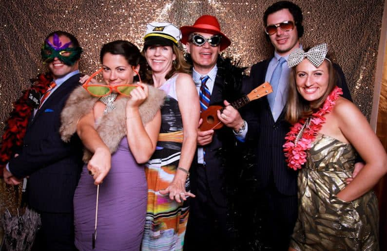Photo Booth Hire in Surrey