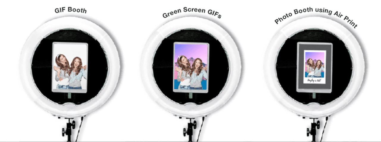 GIF Photo Booth for Weddings