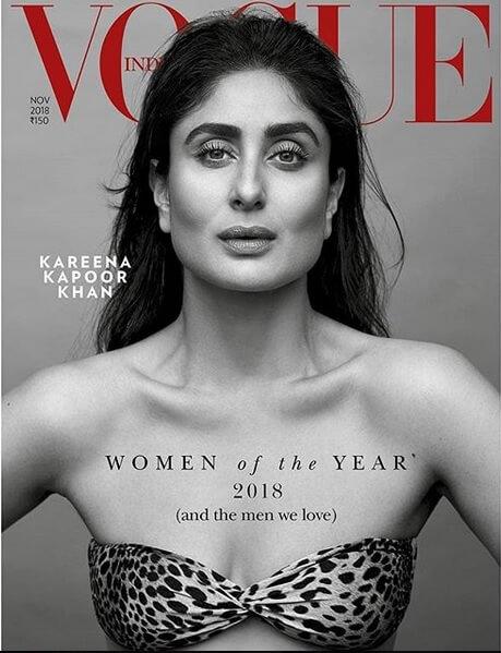 Kareena Kapoor Vogue Magazine Pics