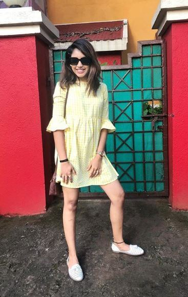 niti taylor busy with tv serials
