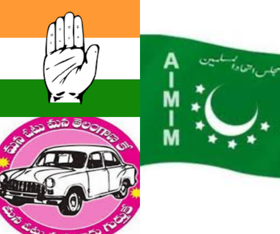 MIM Plays Key role in Telangana Election Results 2018