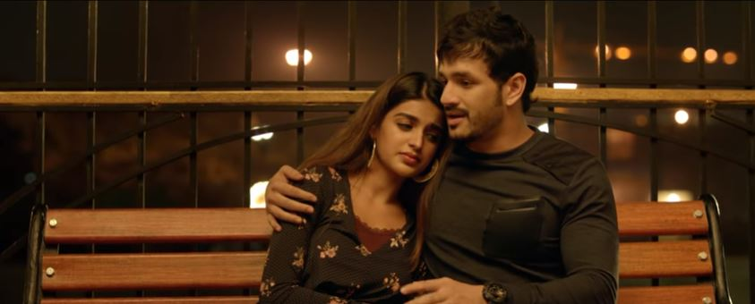 Mr majnu trailer