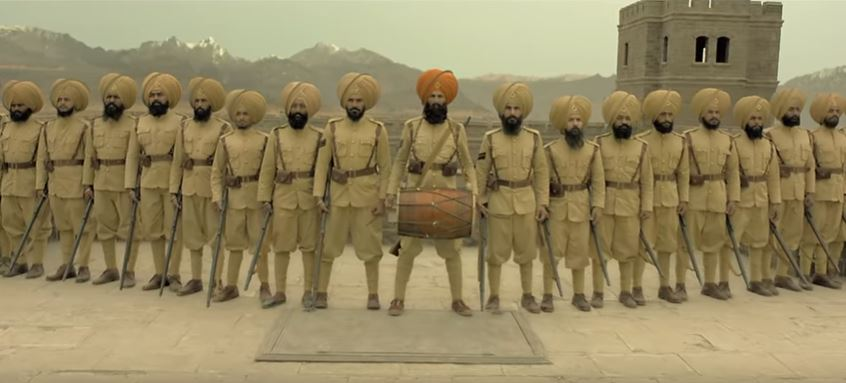 kesari 2019 movie
