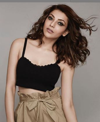 Gallery : Kajal Aggarwal Strikes with her Bold Pics