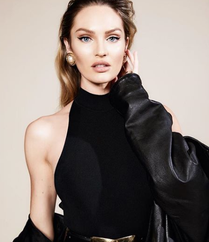 things to know about candice Swanepoel