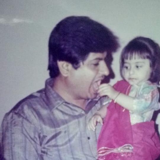 niyati fatnani father