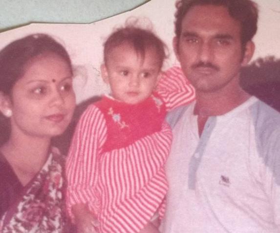 niyati joshi family 2
