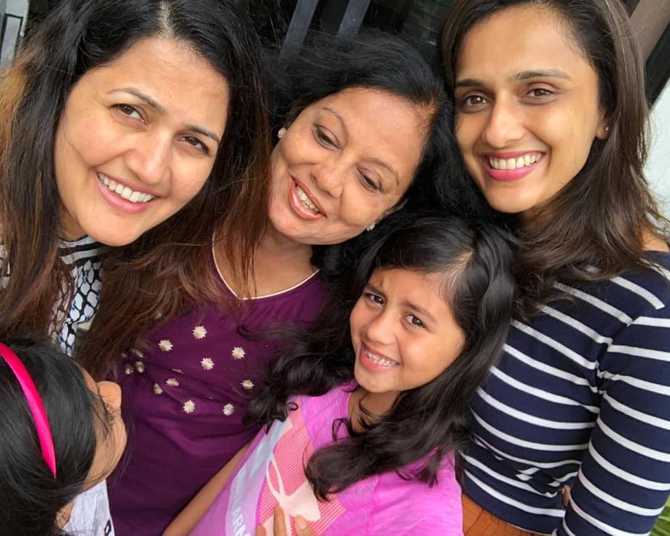 niyati joshi family