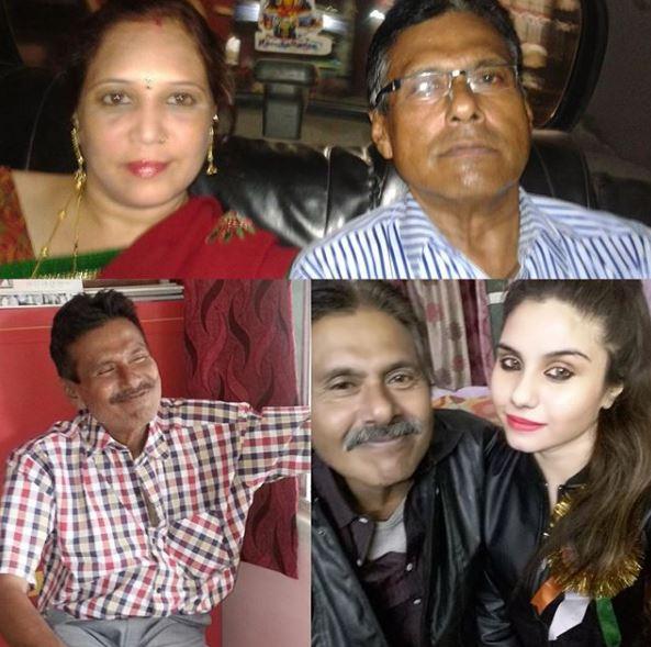 taniya chatterjee family