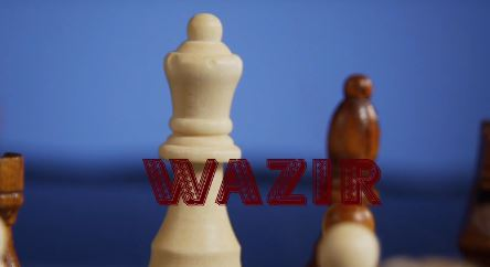 wazir webseries