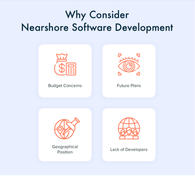 Why consider nearshore outsourcing