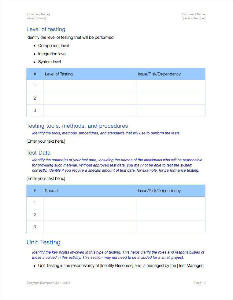 Acceptance-Test-Plan-Template-Apple-iWork-Pages-Levels