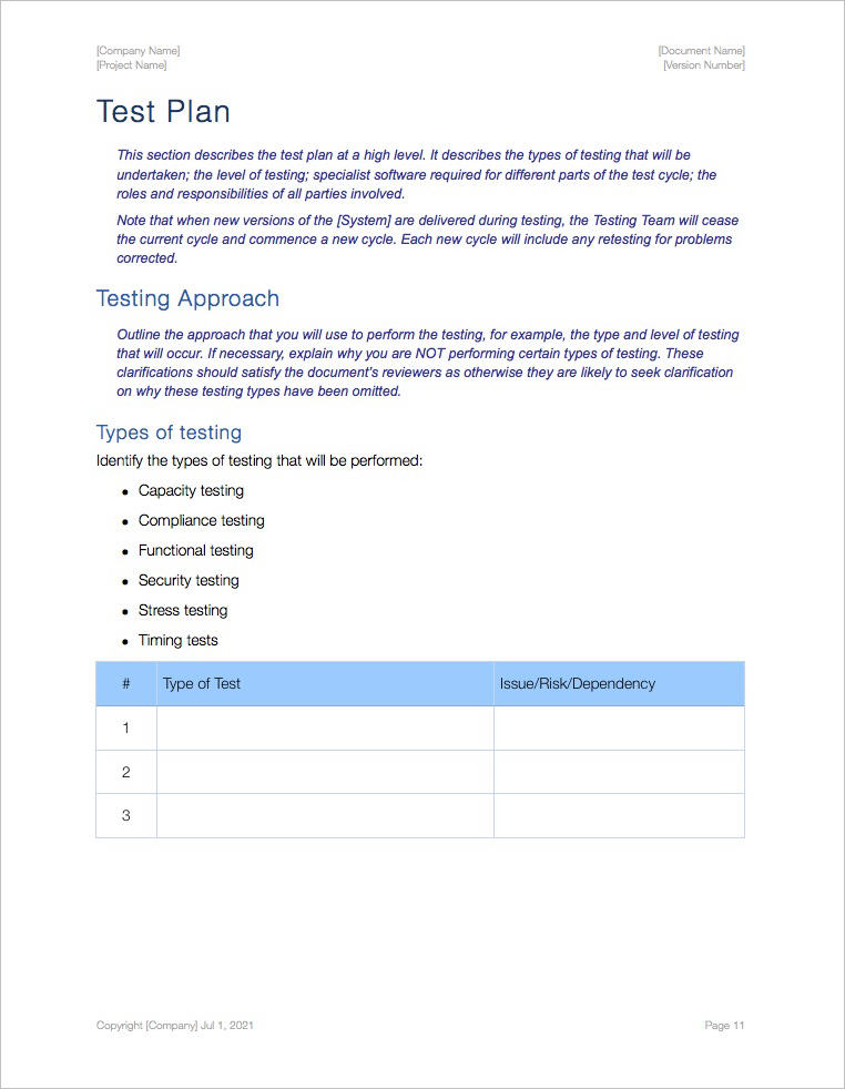 Acceptance-Test-Plan-Template-Apple-iWork-Pages-Plan