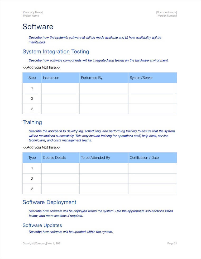 Availability_Plan_Template_Apple_iWork_Pages_Software