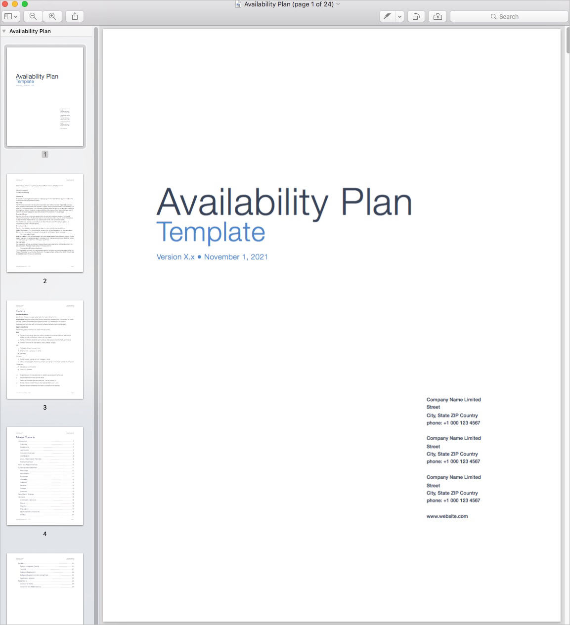 Availability_Plan_Template_Apple_iWork_Pages_Thumbnails