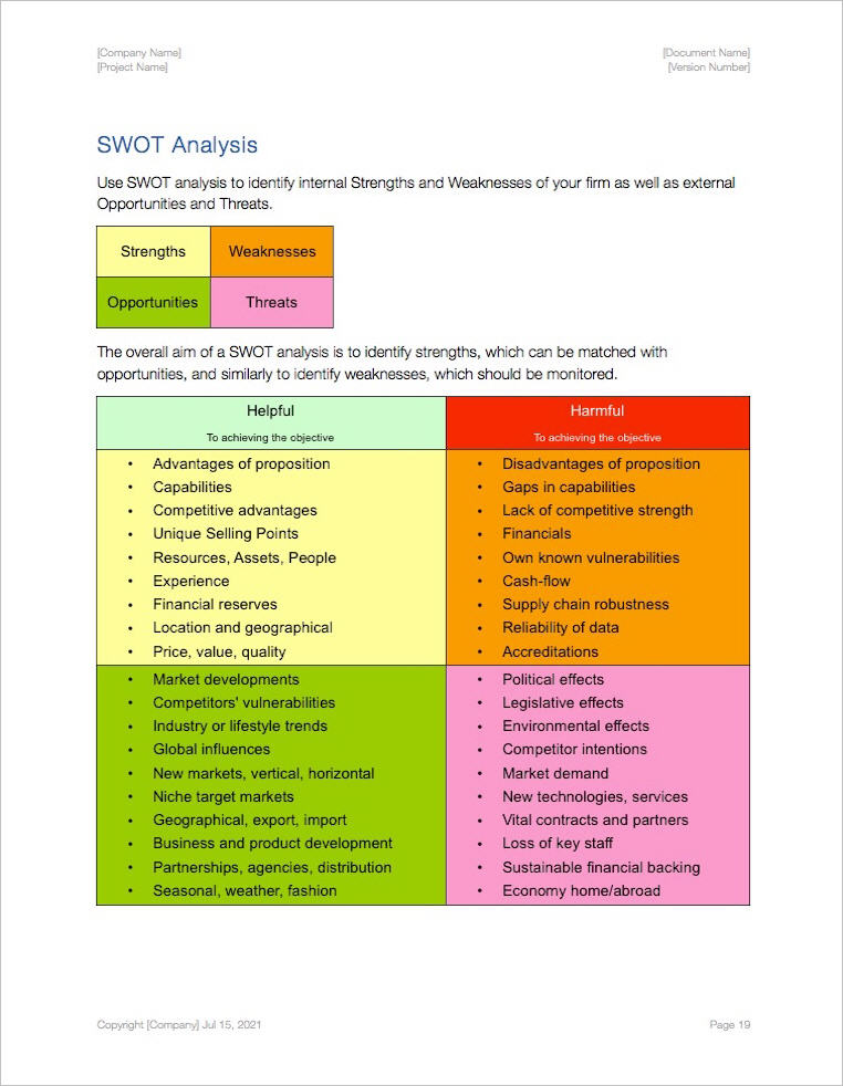 Business_Plan_Apple_iWork_Pages_SWOT