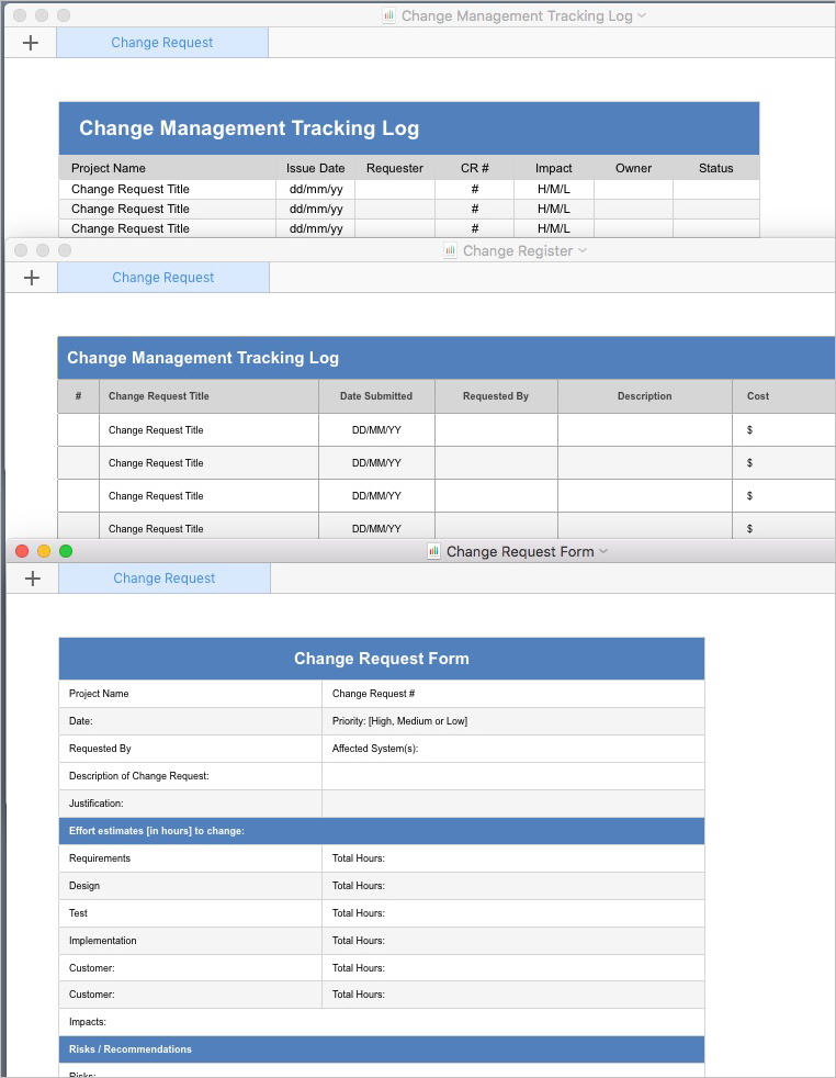 Change_Management_Plan_Apple_iWork_Template_Numbers-Checklist
