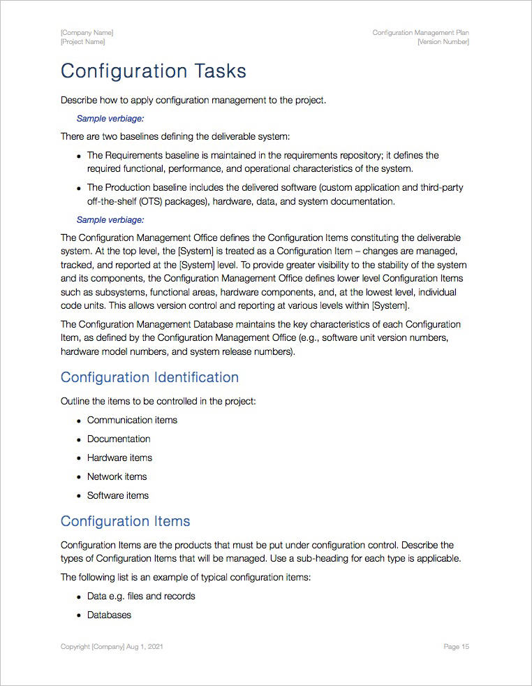 Configuration_Management_PlanTemplate_Apple_iWork_Pages_Items