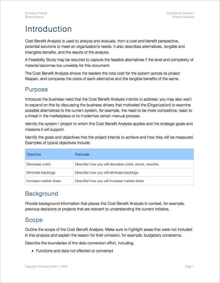 Cost_Benefit_Analysis_Template_Apple_iWork_Pages_Introduction