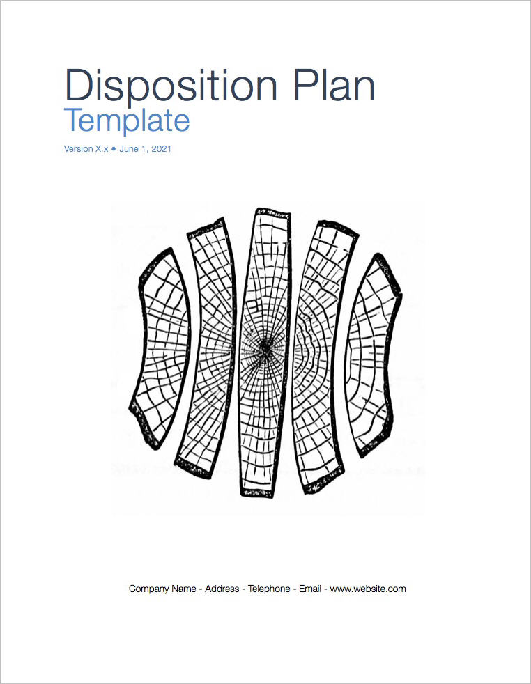 Dispostion_Plan_template_coverpage