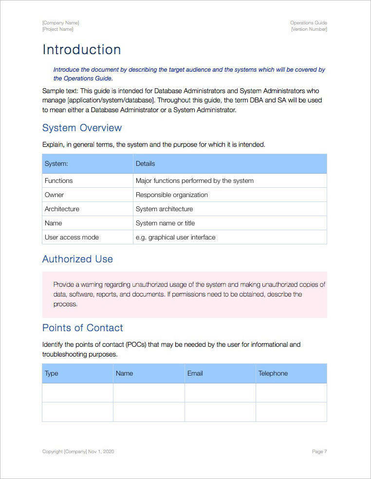 Operations_Guide_Template_Apple_iWork_Pages_Numbers_Introduction