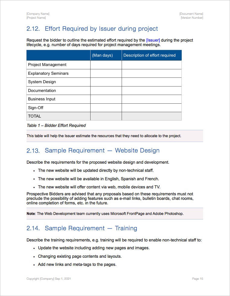 Request-For_Proposal-Template-Apple-iWork-Pages-Effort
