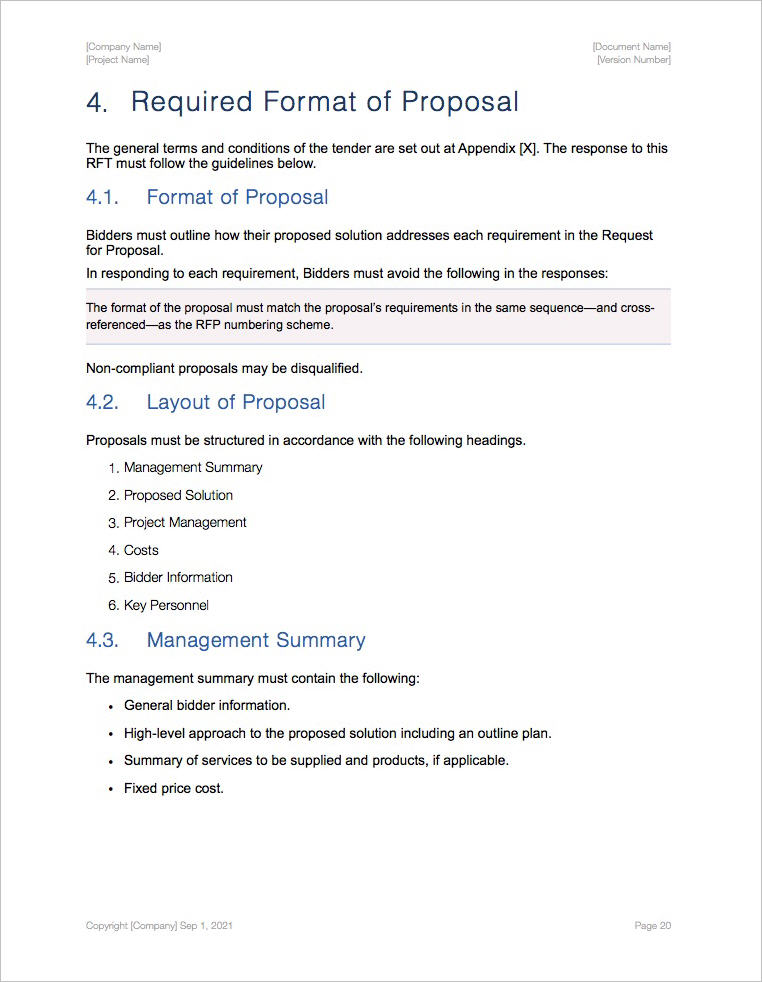 Request-For_Proposal-Template-Apple-iWork-Pages-Format