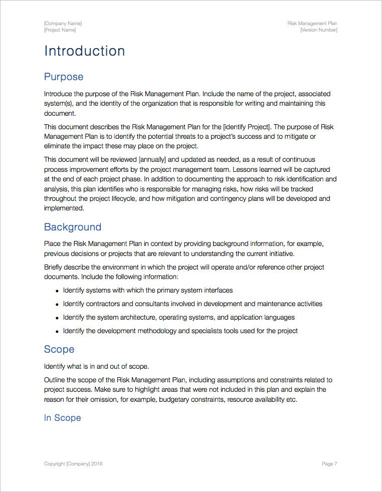 Risk_Management_Plan_Template_Apple_Pages_Introduction
