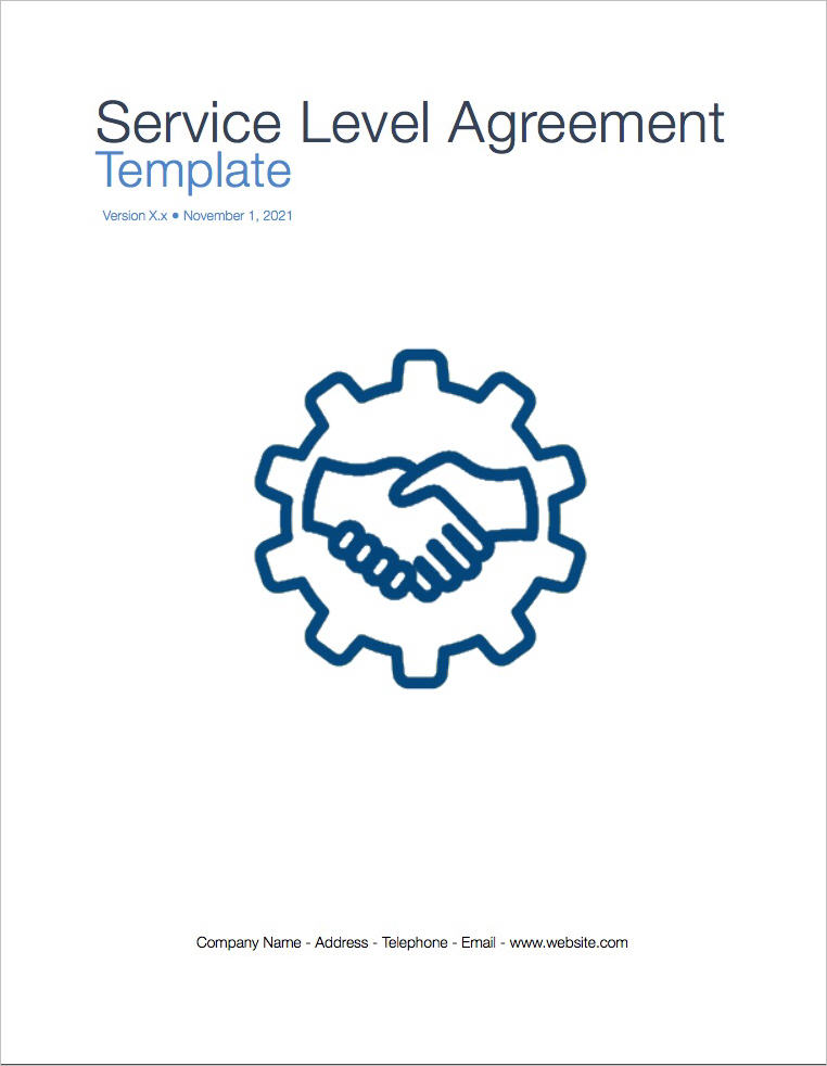 Service_Level_Agreement-coverpage