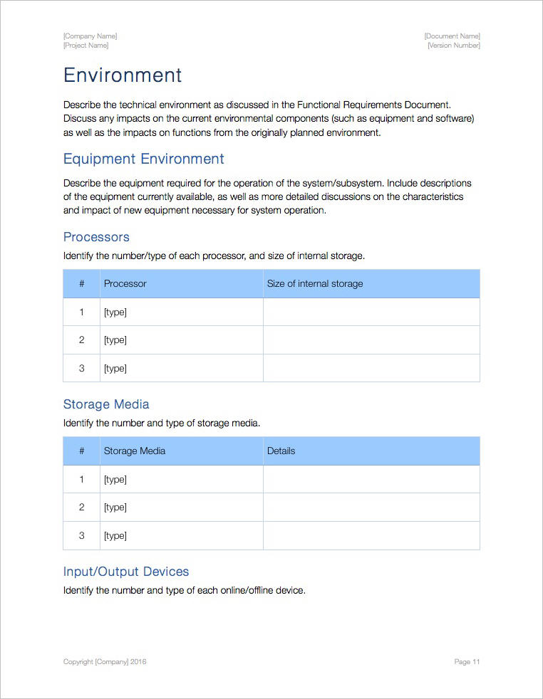 System-Subsystem-Specifications-Template-Apple-iWork-Environment