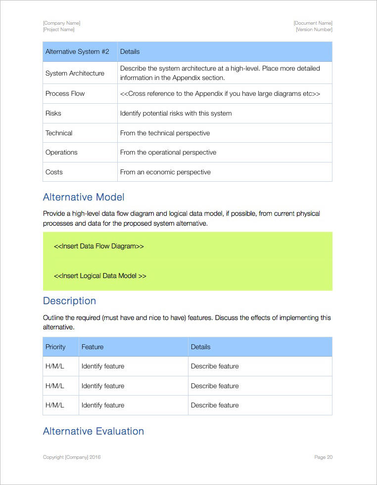 System-Subsystem-Specifications-Template-Apple-iWork-Model
