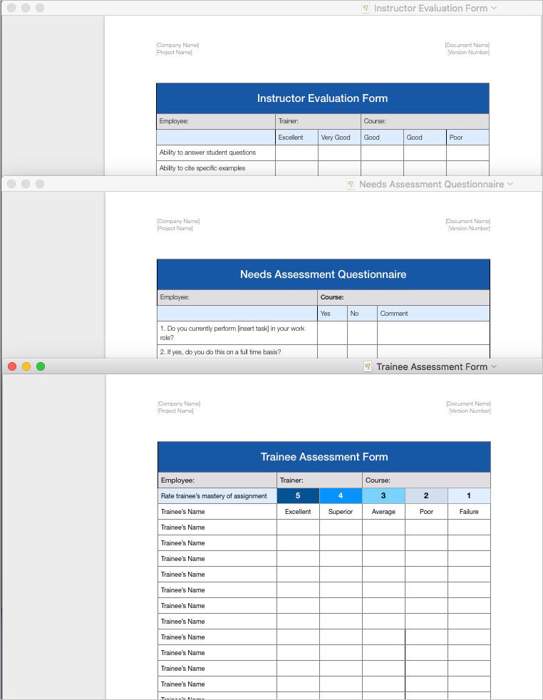 Training-Plan-Templates-Apple-iWork-Pages-Forms