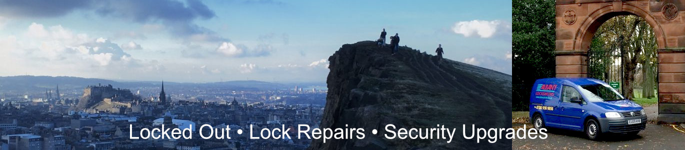 Albany Locksmiths Edinburgh