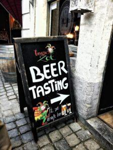 beer-tasting-bieratelier-bruges