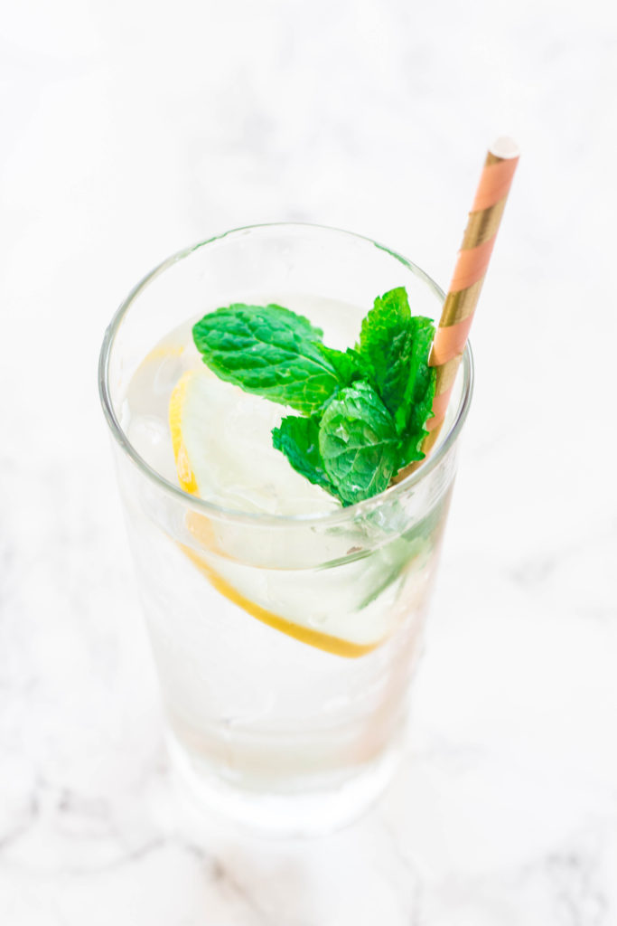lemon-mint-water