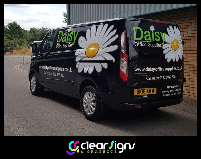 daisies office supplies