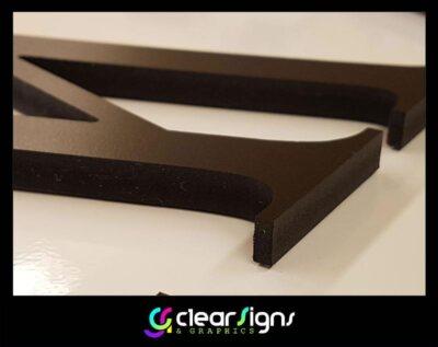 10mm PVC built up lettering 2 (1)