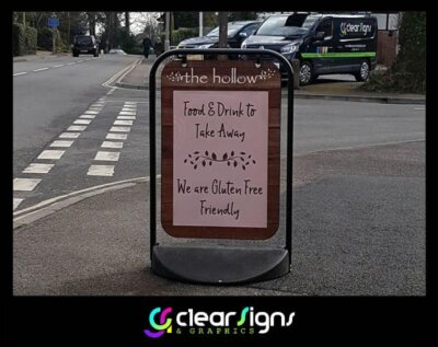 Cafe Poster Pavement Sign, Swing Sign, A Board (1) (1) (1)