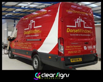 Dorset Windows Vehicle Graphics