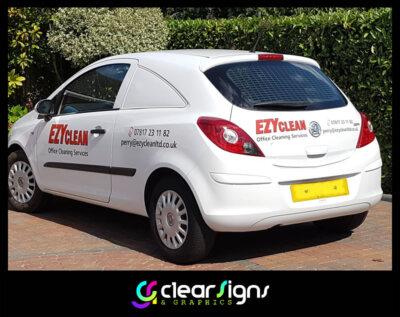 EZY Clean Vauxhall Corsa