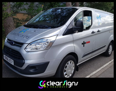 Electricans Vehicle Graphics