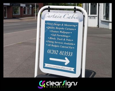 Pavement Sign - Swinging Sign - Poster Display (1) (1)