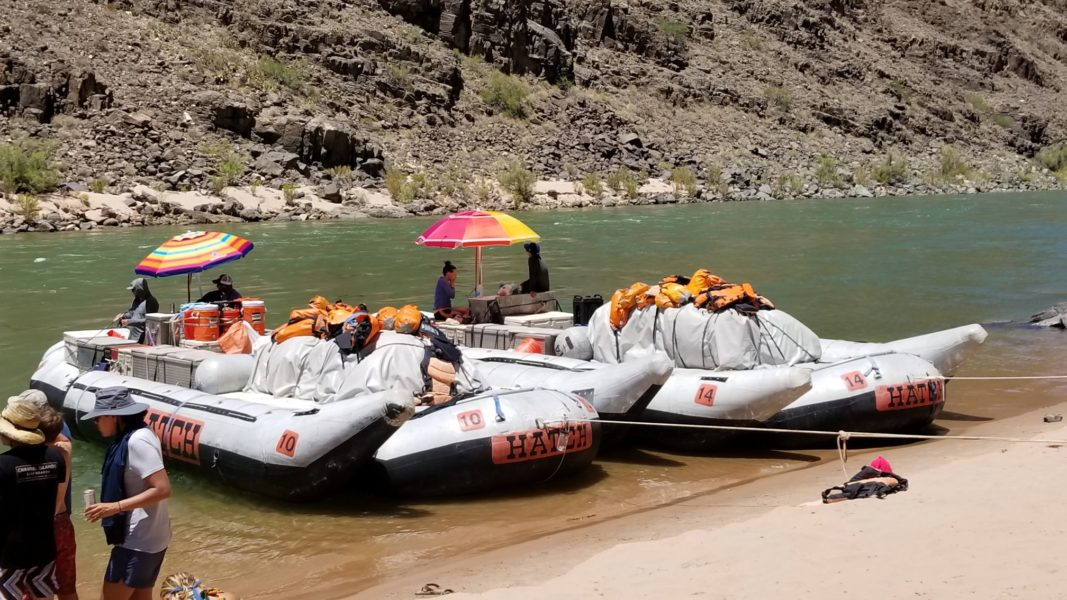 A Week of Extremes: Rafting the Colorado