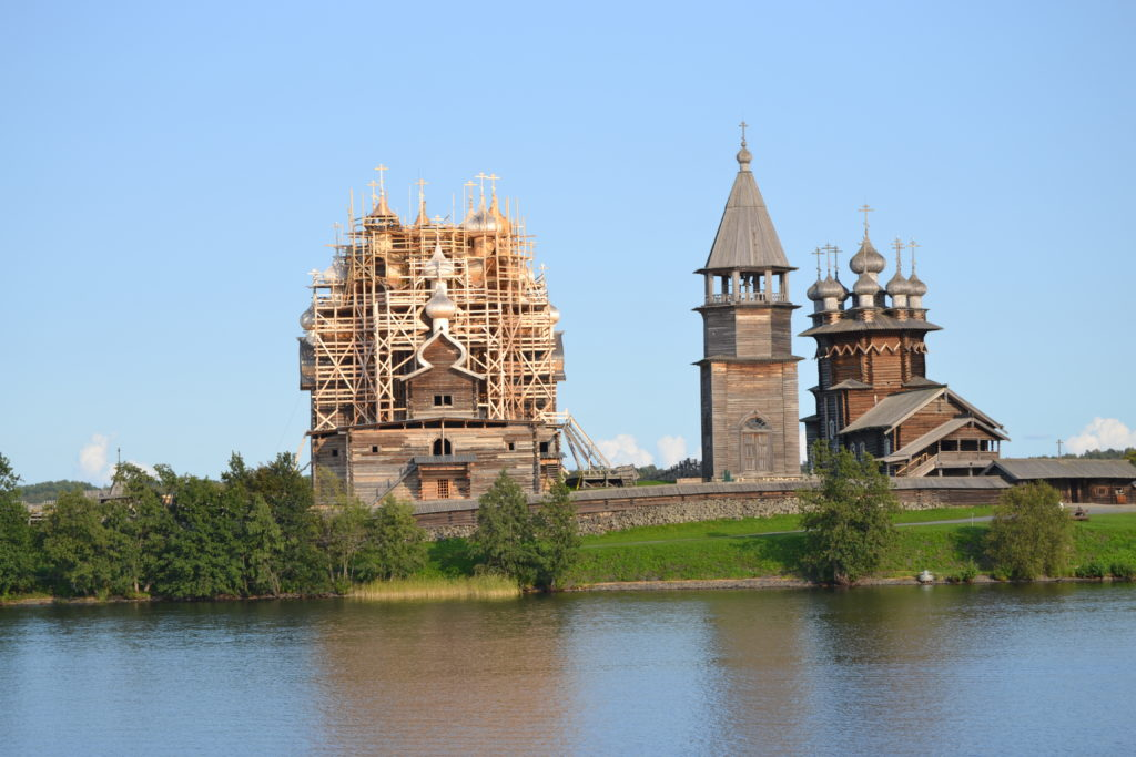 Church in Kizhi Russia